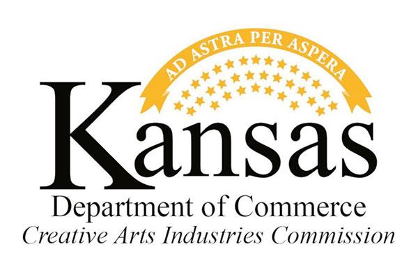 Logo for Kansas Department of Commerce.