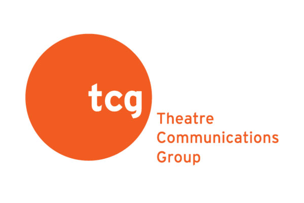 Logo for Theatre Communications Group.
