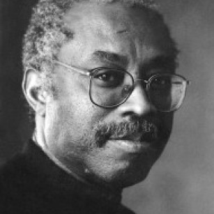Playwright Carlyle Brown
